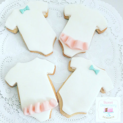 Cookies- Fondant topped