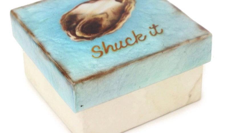 Shuck it trinket box