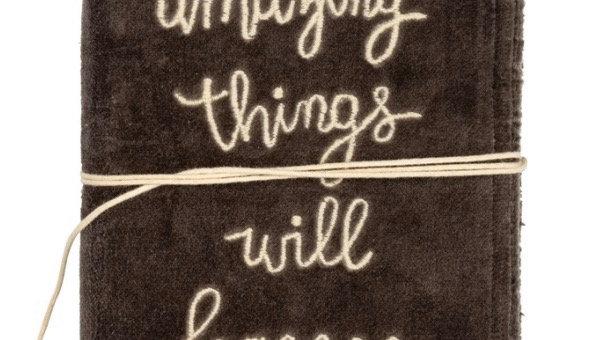Amazing Things journal