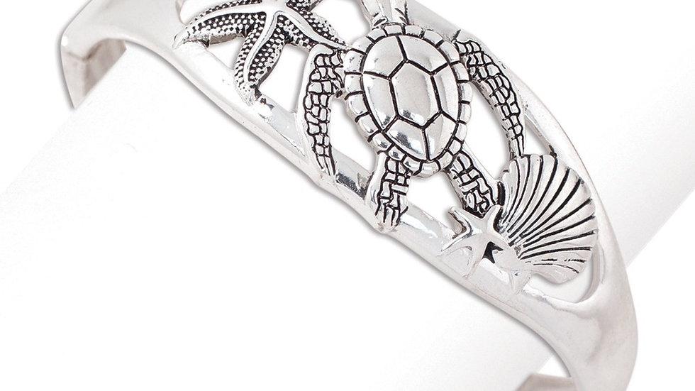 Sea life stretch bracelet