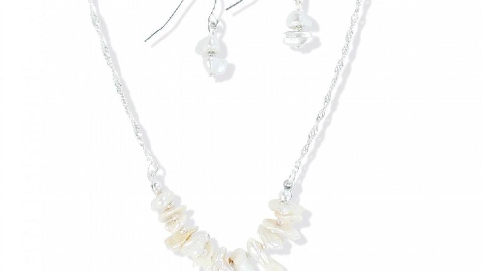 Starfish/Shell Necklace set