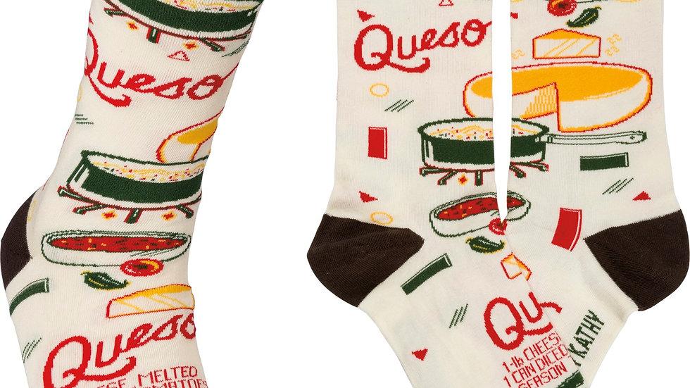 Socks - Queso Dip Recipe