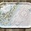 Thumbnail: Chincoteague Island Map Tray
