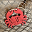 Thumbnail: Wooden Crab Ornament