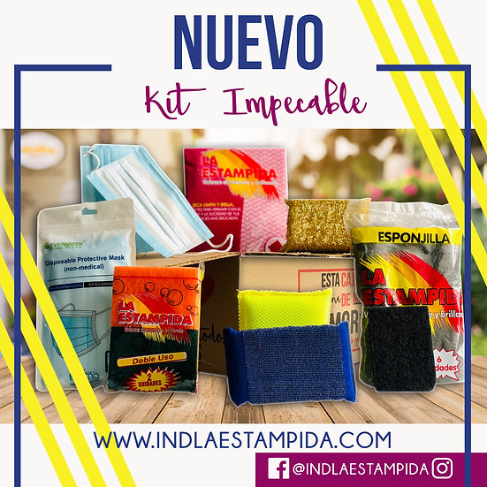 KIT IMPECABLE
