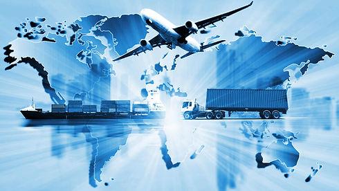 Logistique bandeau