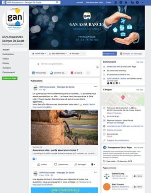 Facebook - Gan Franconville