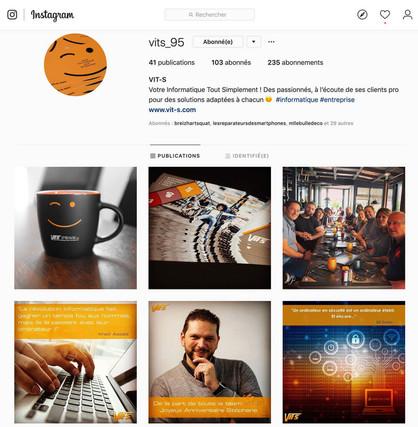 Instagram - VIT-S