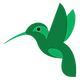 Green bird logo.png