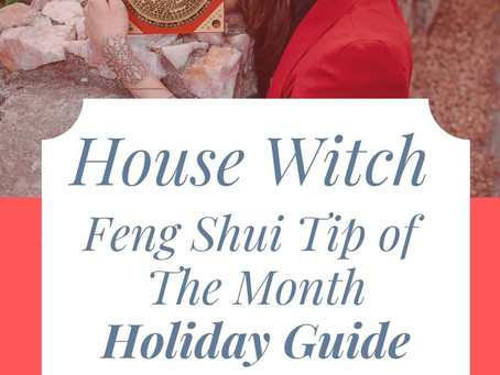 Feng Shui Holiday Guide