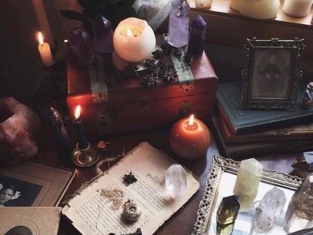 Samhain Ancestor Ritual