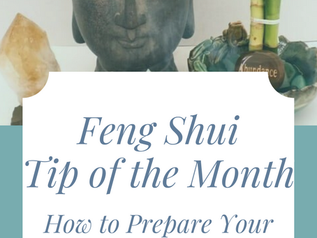 Feng Shui Your Home For The New Year