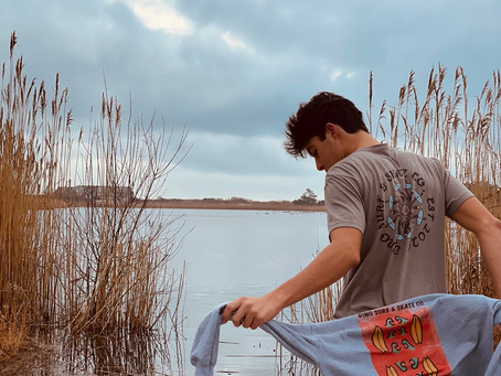 Three High School Students Launch Lifestyle Surf and Skate Brand During Covid-19 Pandemic