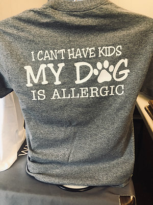My Dog is Allergic