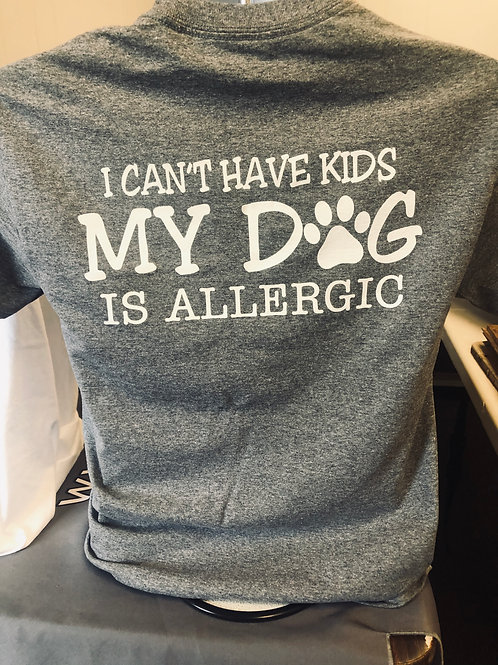 My Dog is Allergic