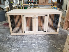 X-Large Double Dog Kennel