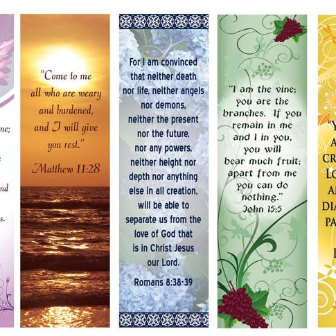 Bible Verse Bookmarks