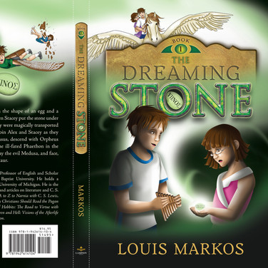 The Dreaming Stone Cover