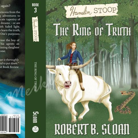 Hameline Stoop book 3 cover illustration