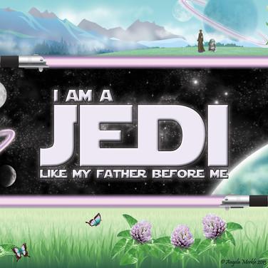Alexa's Jedi Sign