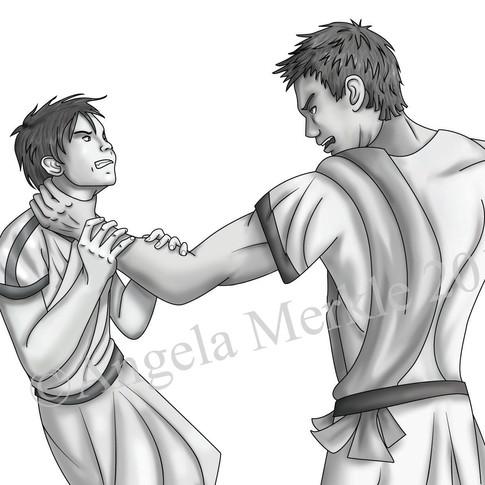 Achilles Chokes Alex
