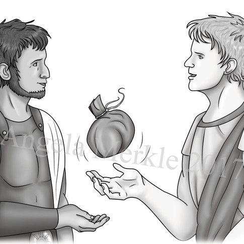 Aeolus and Odysseus