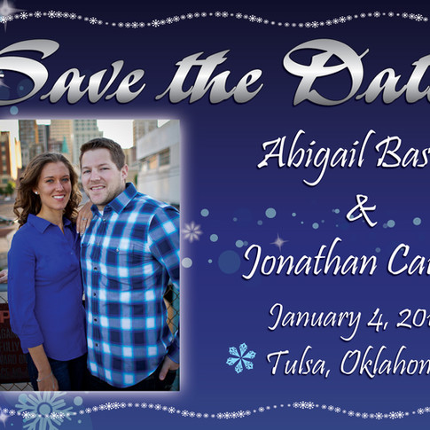 Abbey's Save the Dates