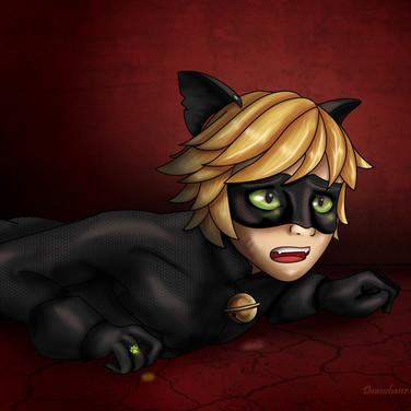 Angst - Chat Noir