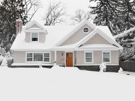Selling your house in winter? Really? Does that make sense?