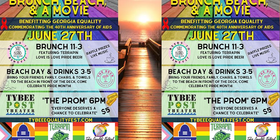 Brunch, Beach, & a Movie!