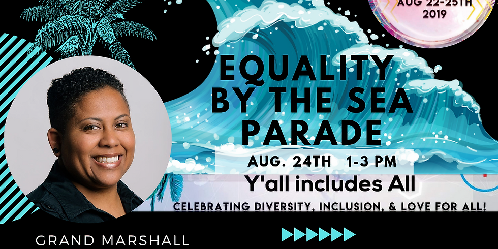 FREE! Equality by the Sea Parade- Tybee Equality Fest