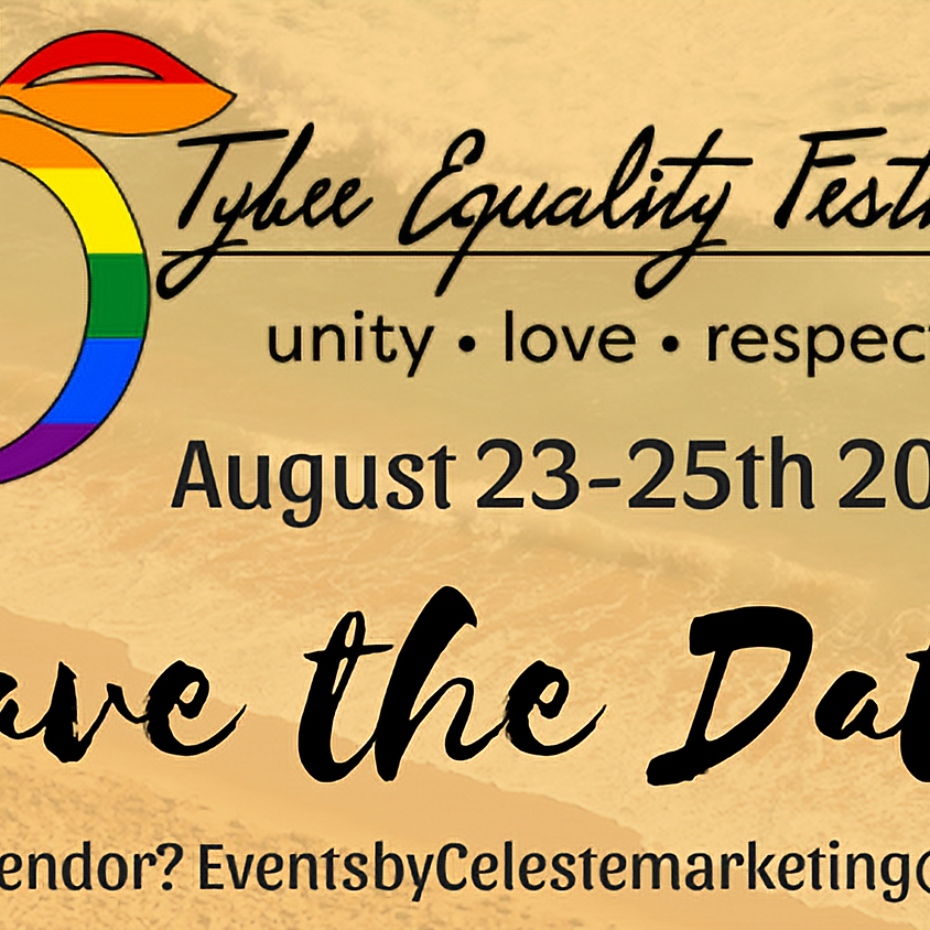 Tybee Equality Fest 2019