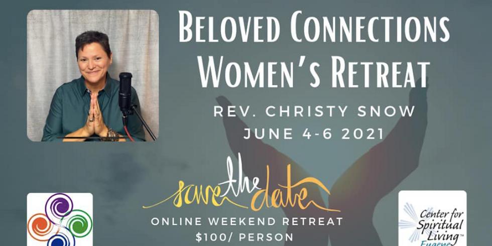 Beloved Connections Women's Retreat