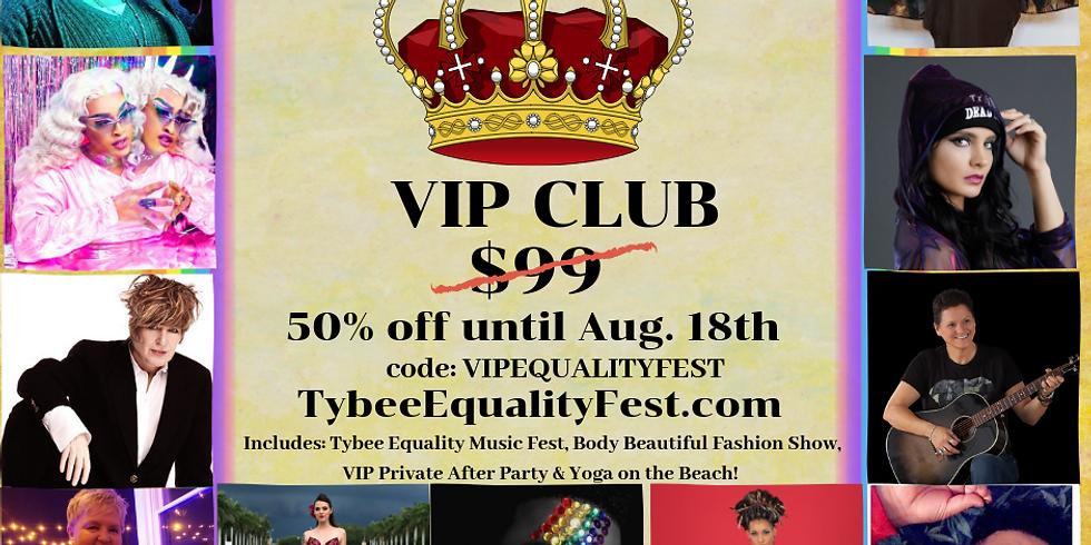 VIP Weekend ALL Access Pass!