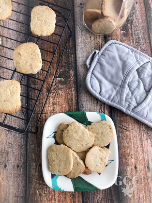 Unleavened Cookies