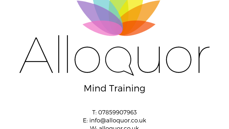 Mind Training Four Week Online Training Starting 25th June 2020