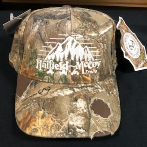 REALTREE EDGE Distressed Hat