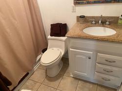 Hall Way Bathroom