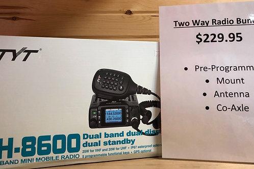 Two Way Radio Bundle