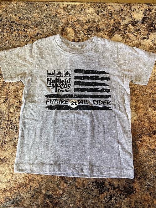 Kids Future Trails Rider Shirt