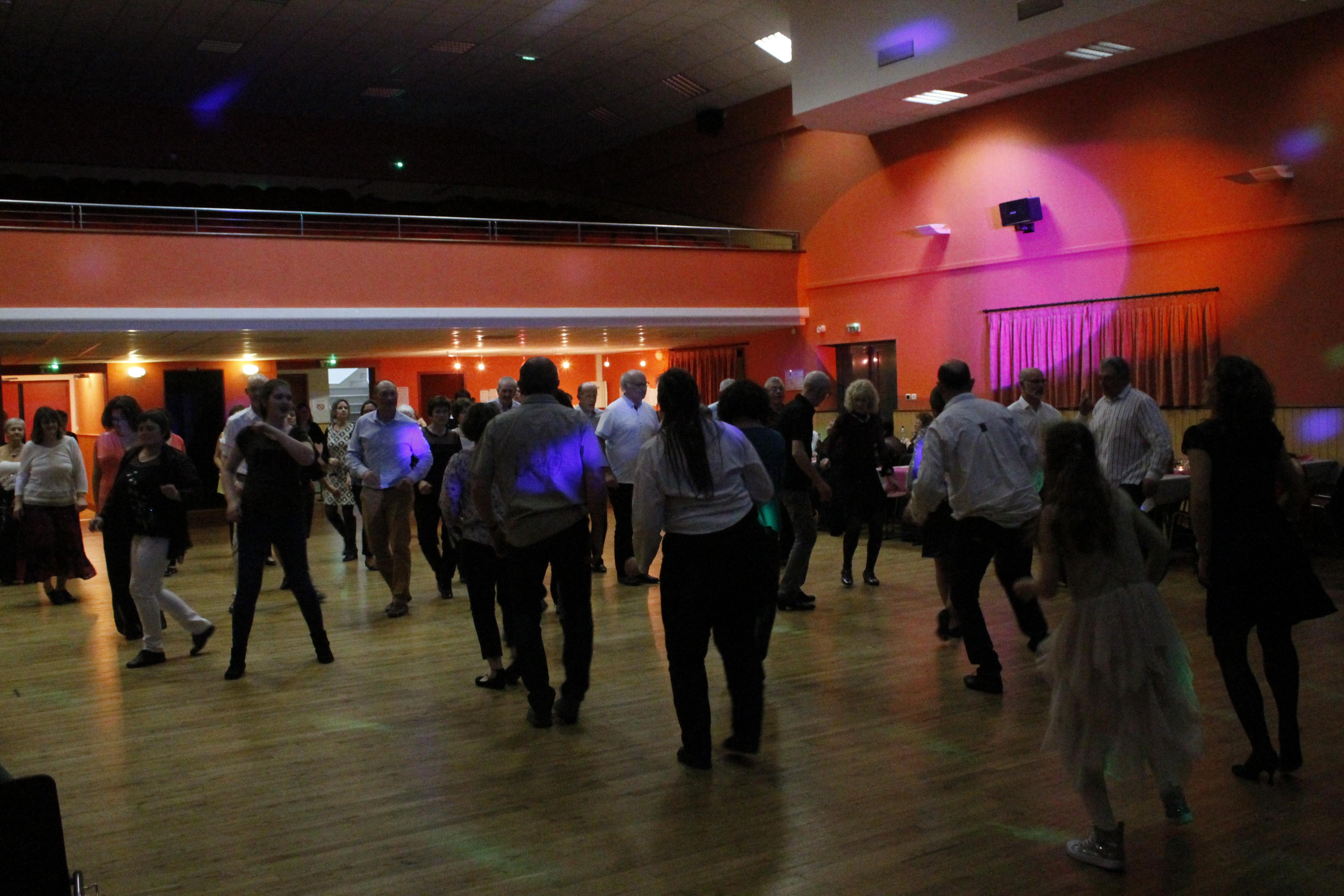 Soirée Danse De Salon - Atouts Danse
