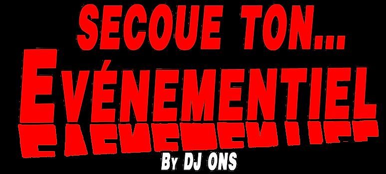 Secoue Ton Evenementiel, Dj Ons, Animation, Mariage, Anniversaire, C.E, Evenementiel, Public, Privé, Dj, Charente, Charente Maritime, Royan, Saintes, La Rochelle, Cognac, Angouleme, Jonzac, Ile d'Oléron, Ile De Ré