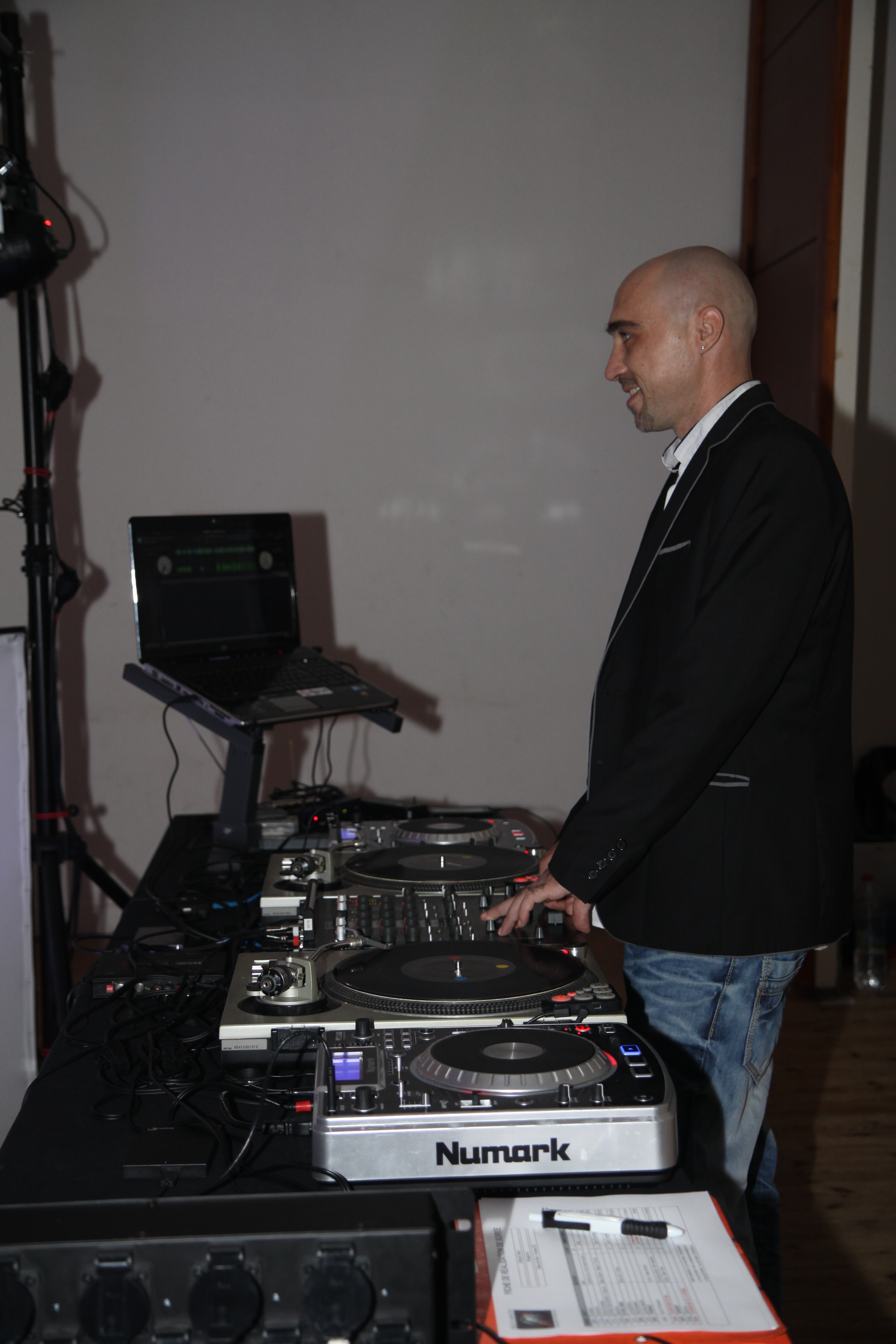 DJ Pro Mariage Charente