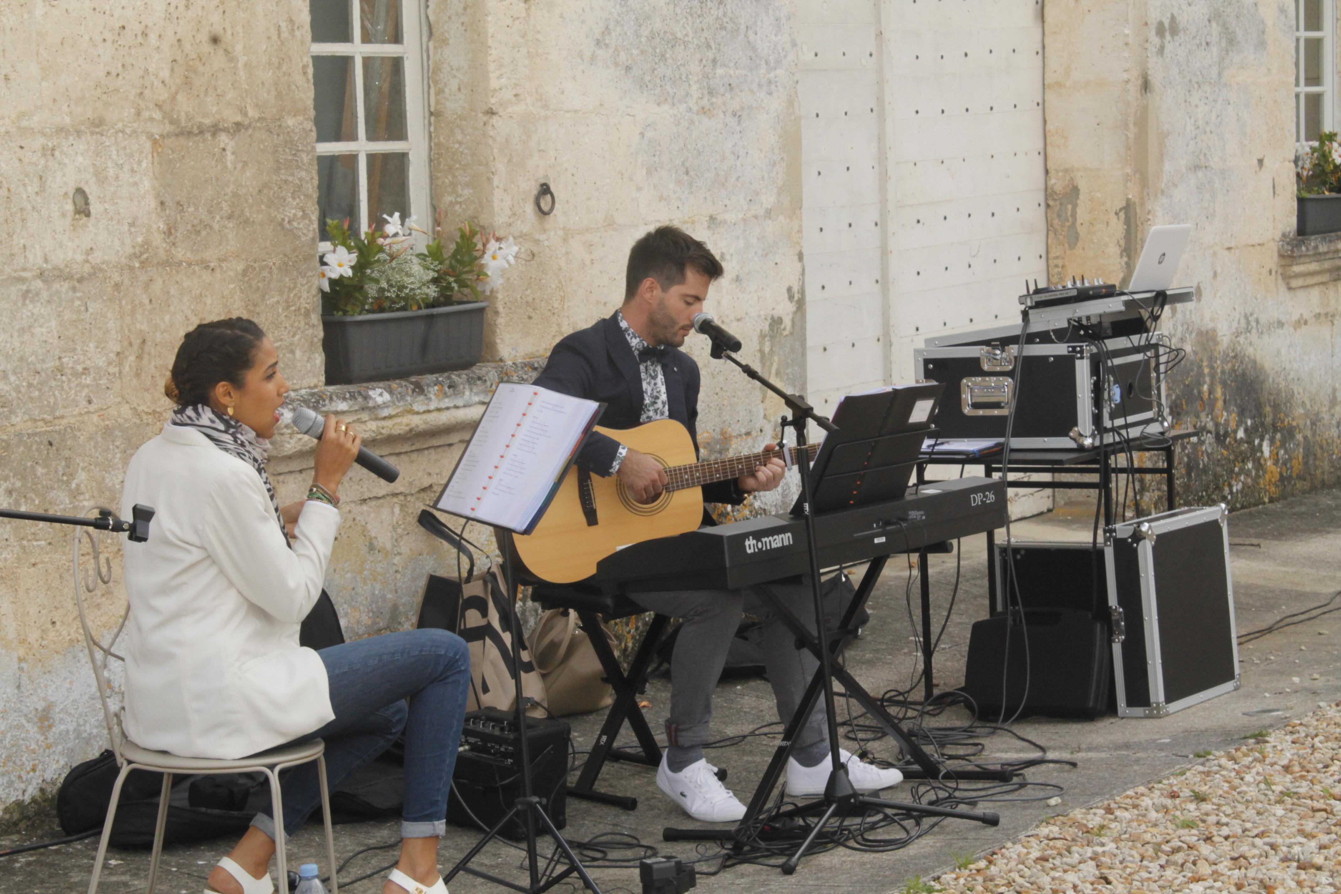 Sonorisation de Groupe