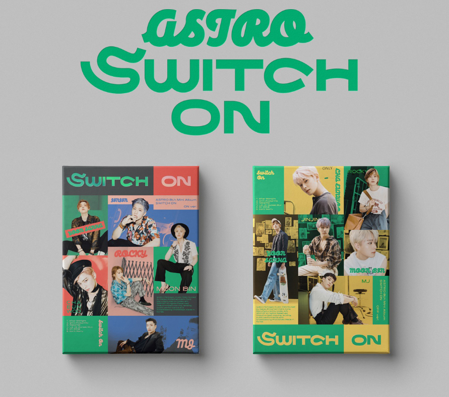 ASTRO - Switch On