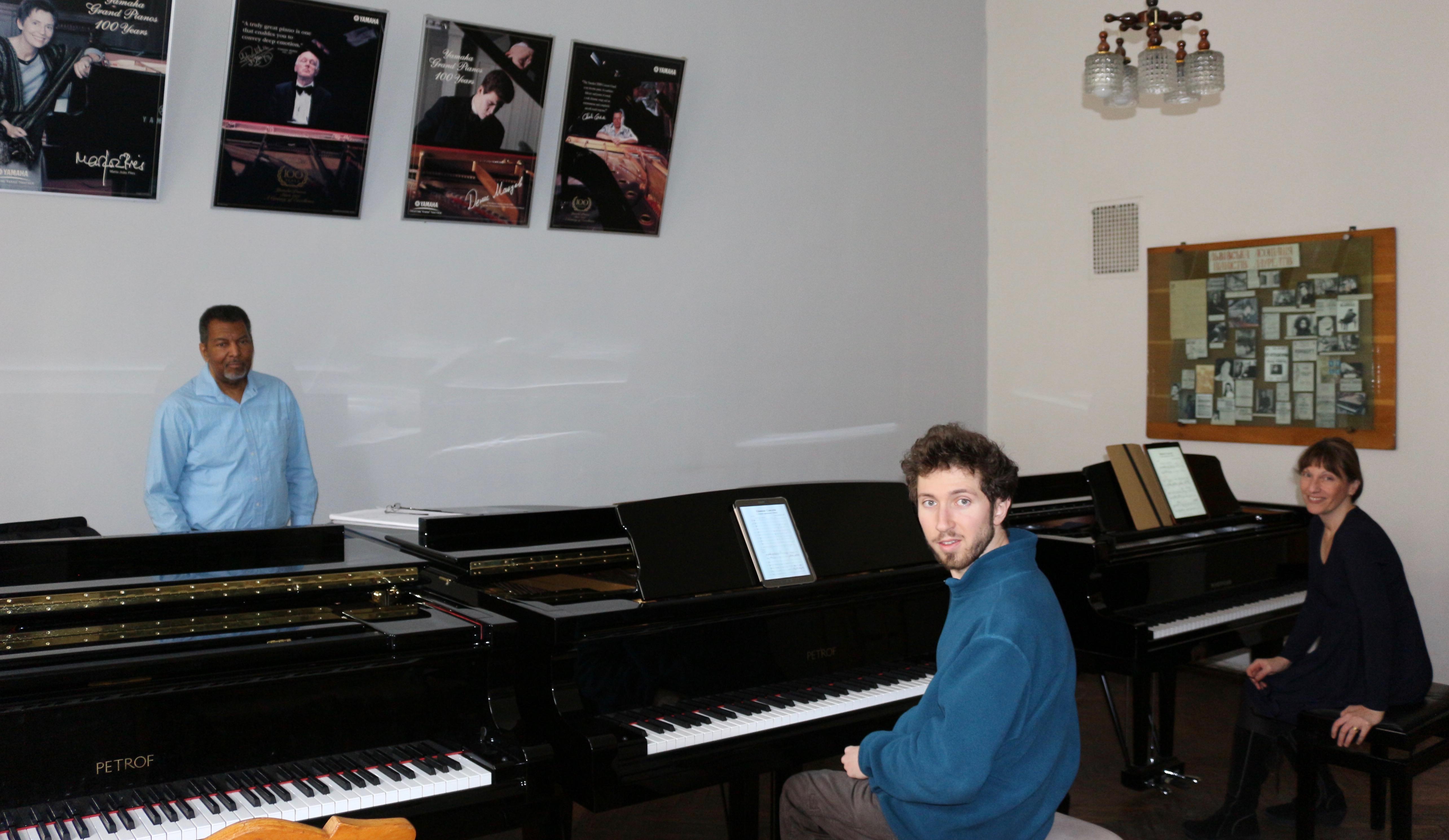 Corentin Boissier, Lviv Academy