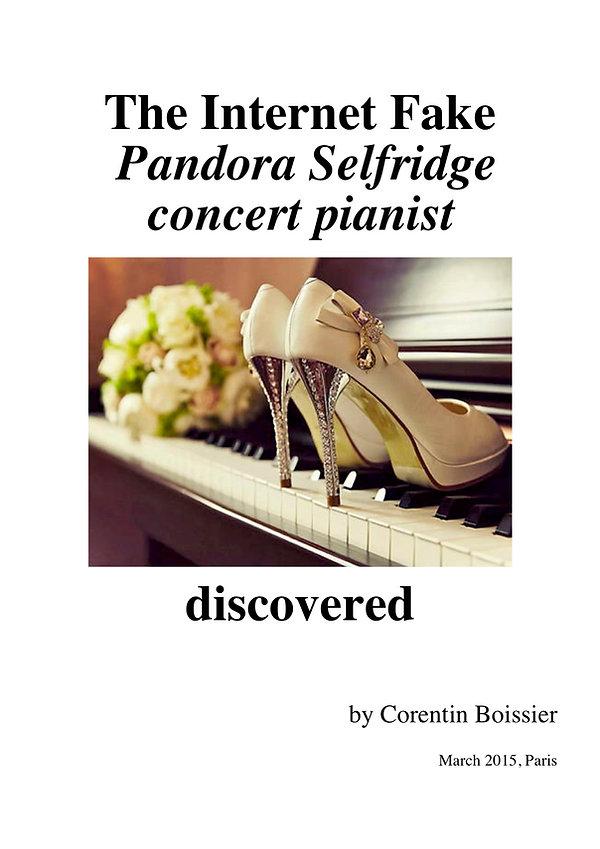 The Internet Fake _Pandora Selfridge_ CO