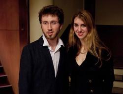 Célia Oneto & Corentin Boissier