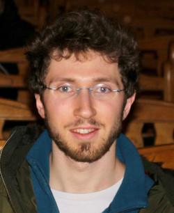 Corentin Boissier in the Lviv Hall
