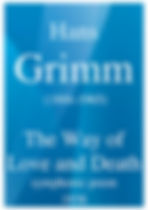 1176 Hans GRIMM The Way of Love and Deat